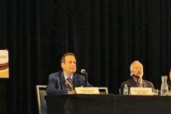 Bob Lewando & Panel