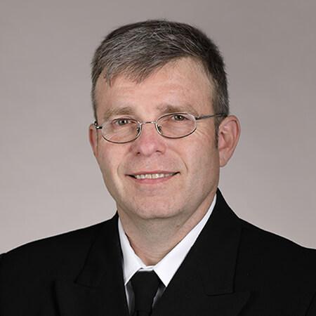 Bruce A. Dye, DDS, MPH Headshot