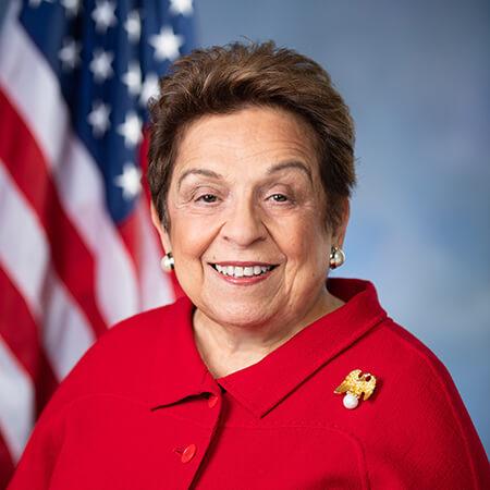 Donna E. Shalala Headshot