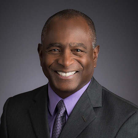 Ronald Inge, DDS Headshot