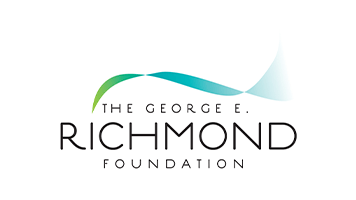 The George E. Richmond Foundation Logo