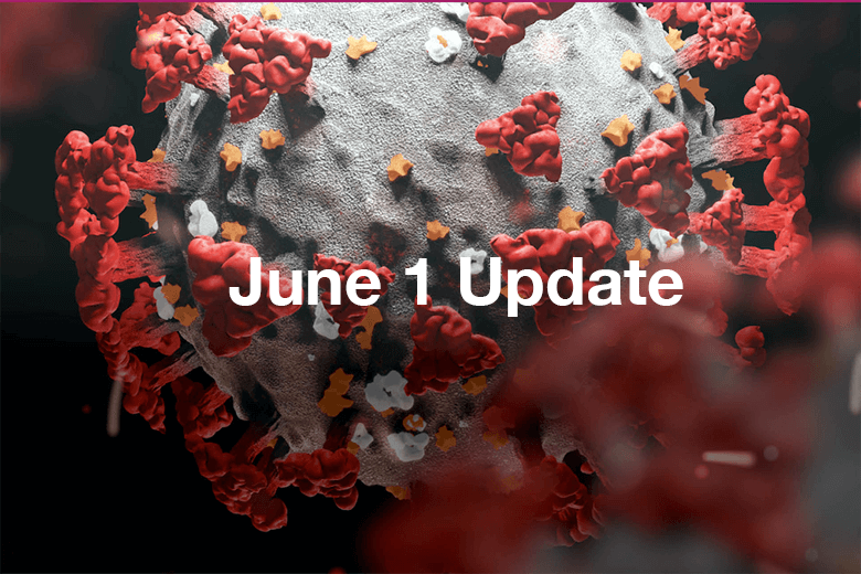 Update to Whitepaper Series on COVID-19 Consequences and Challenges:  A Look at April & May 2021