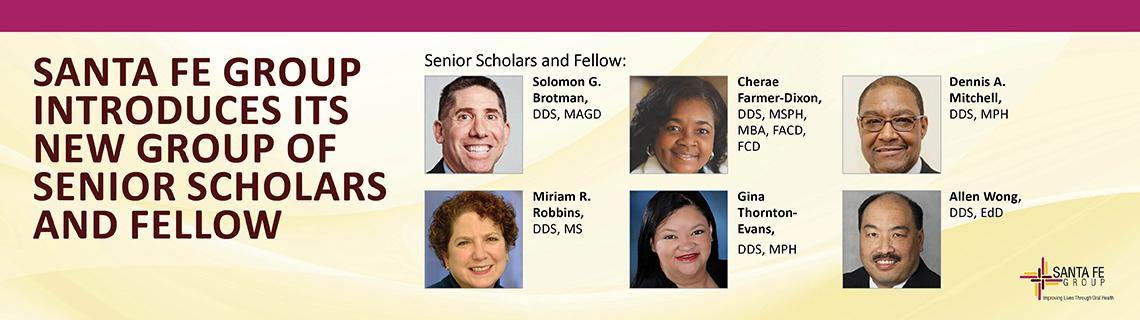 SFG Senior Scholars and Fellows