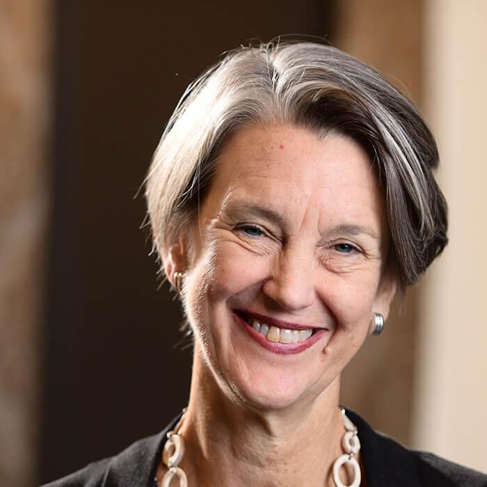 Ann Greiner, M.A. Headshot
