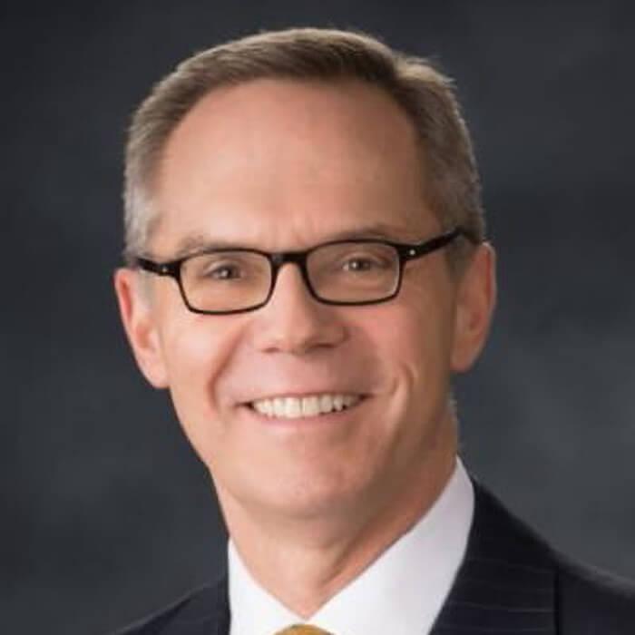 David Baker, M.D., M.P.H. Headshot