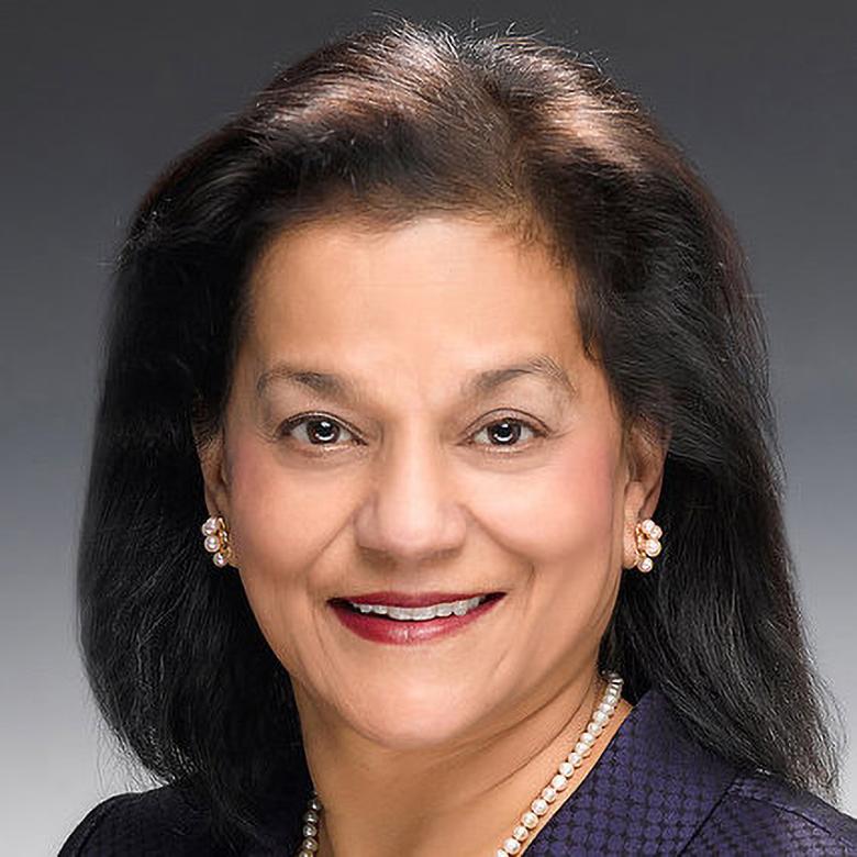 Rena N D'Souza, D.D.S., M.S., P.h.D. Headshot
