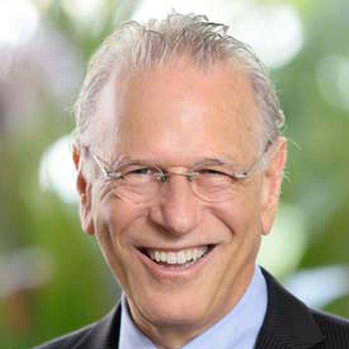 Steve Ullman, P.h.D. Headshot